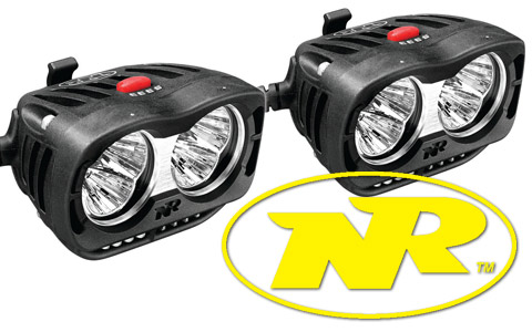 NiteRider Releases Pro ADV 3600 Auxiliary Light Set