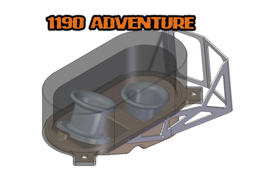 Rottweiler Performance Ktm 1190 Intake News Adventure Motorcycle