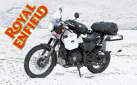 Royal Enfield Himalayan gets FI for India