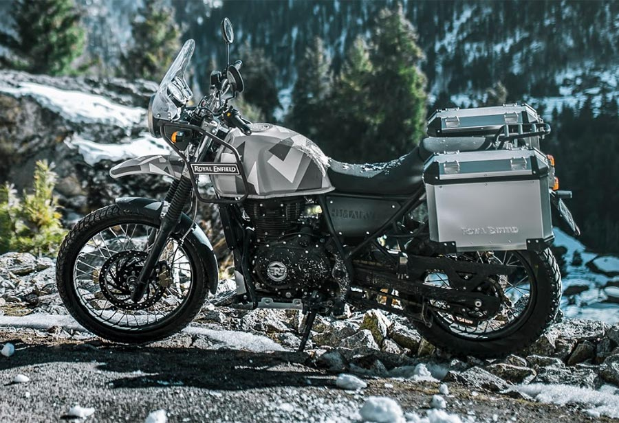 Royal Enfield upgrades the Himalayan 2019 with ABS and new color
