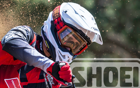SHOEI Announces the VFX-EVO Off-Road Helmet