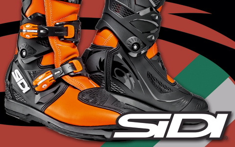 SIDI Announces X-3 SRS Off-Road Boots
