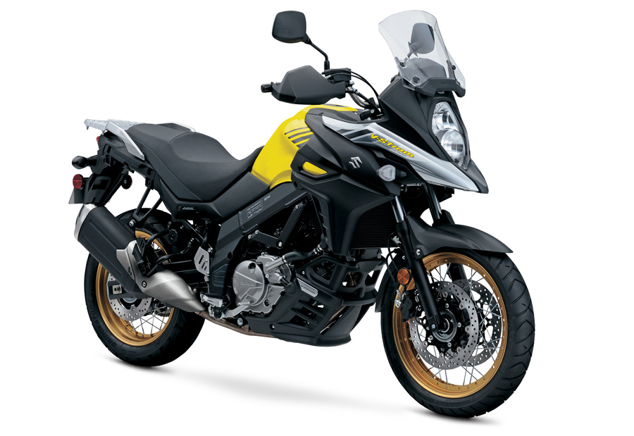 2017/2018 suzuki v-strom 650 and 1000 models | news