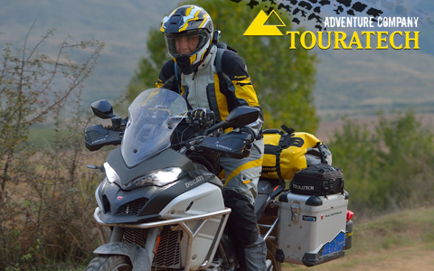Touratech Compañero World 2 Touring Suit