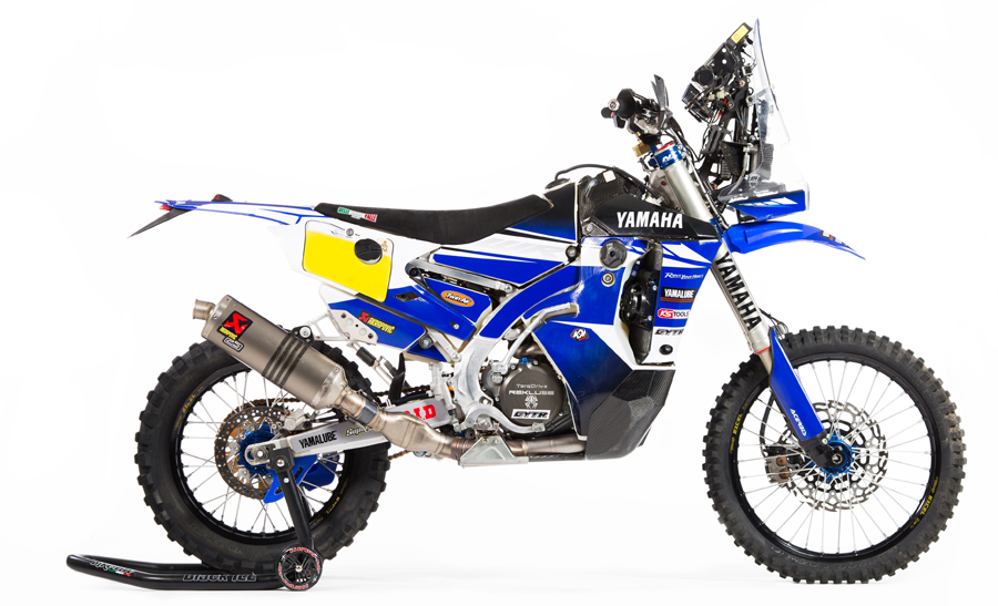 WR450RRally 1