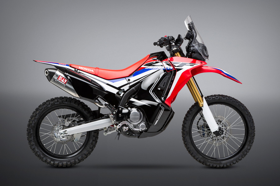 Yoshimura CRF250L Rally RS4 1