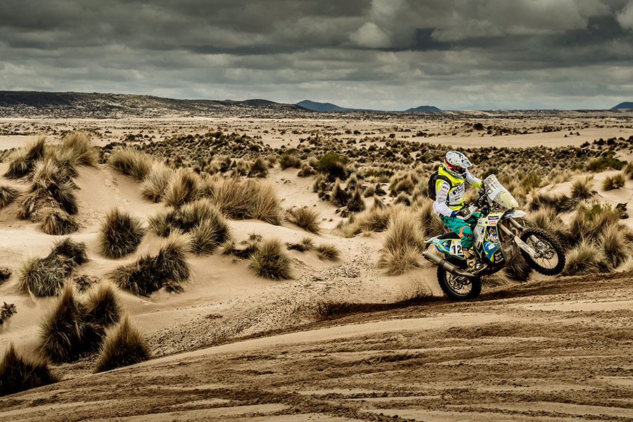 road to dakar 6
