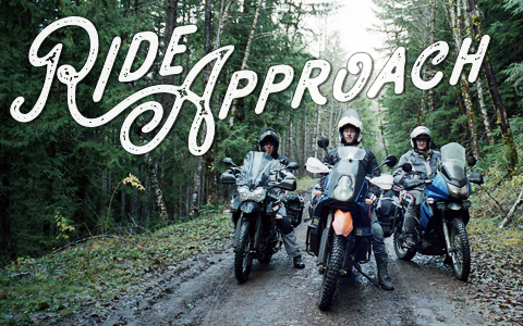 The Ride Approach: Carving Snow and Riding Motos