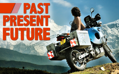 Women Adventure Riders - Past Present and Future