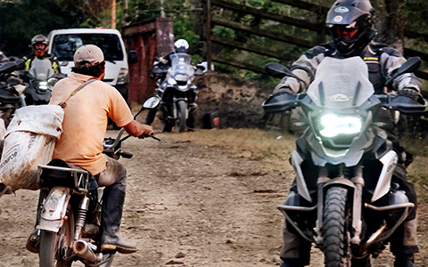 Adventure Riding: A Practical Matter?