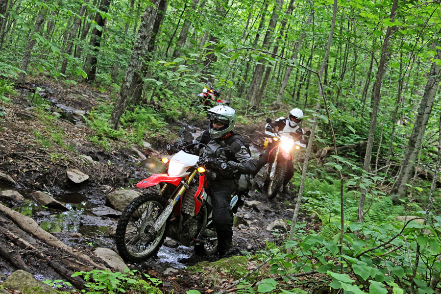 MotoVermont VT400 ride report 1