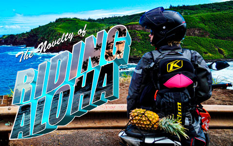 Hawaii Adventures - The Novelty of Riding Aloha