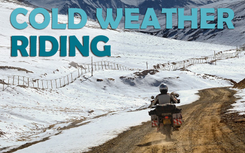 13 Cold Weather Riding Tips