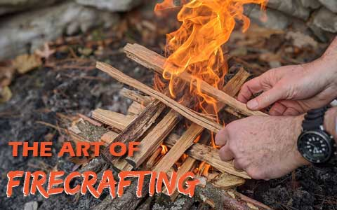 The Art of Firecrafting