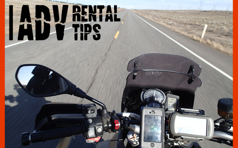 Top Tips for Adventure Bike Rental