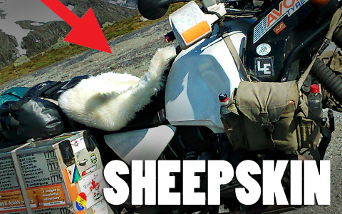 How to Make a Sheepskin Seat Cover