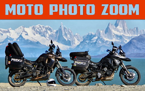 Photo Tips - Using Zoom to Compose Bike Photos