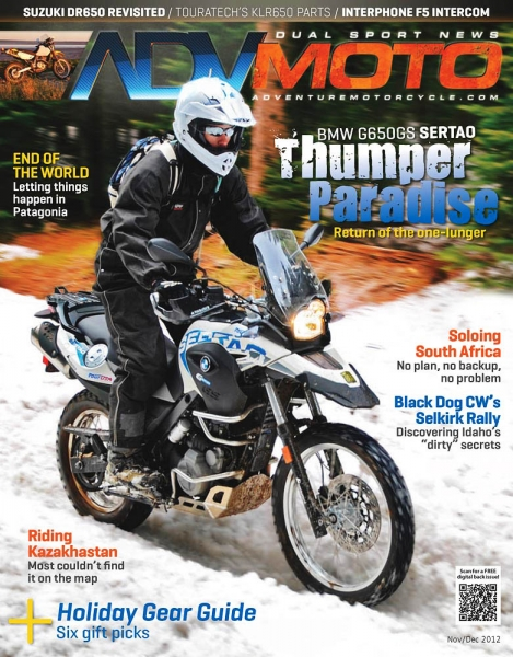 2012-11-ADVMoto - Adventure Motorcycle Magazine - Adventure